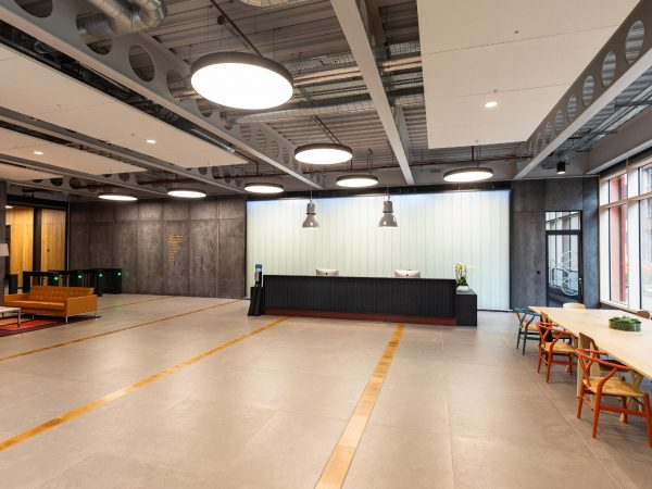Two New Bailey Square Reception